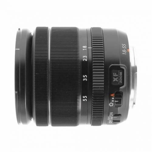 Fujifilm Fujinon XF 18-55mm F2.8-4.0 OIS Objektiv für Fujifilm Schwarz