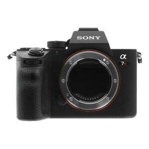 Sony Alpha 7R III schwarz