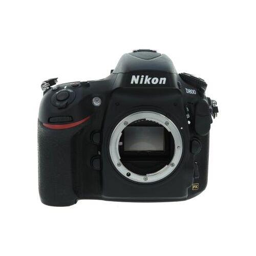Nikon D800 Schwarz