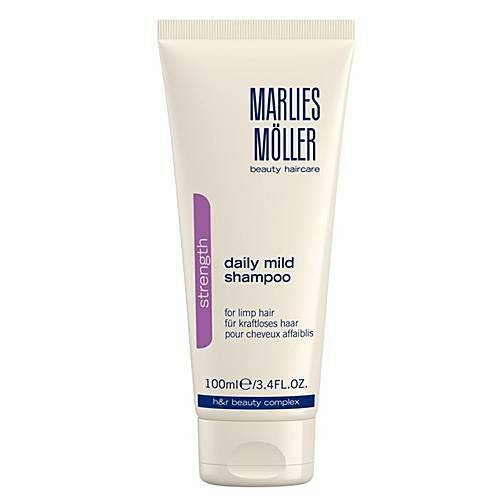 Marlies Möller Strength Daily Mild Shampoo 100ml