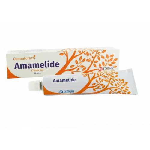 CEMON Srl Amamelide Crema Gel 60ml Cemon
