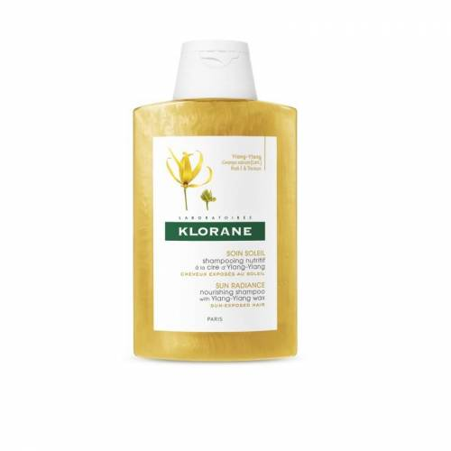 KLORANE (Pierre Fabre It. SpA) Klorane Repair Shampoo Shampoo Ylang Ylang 200ml