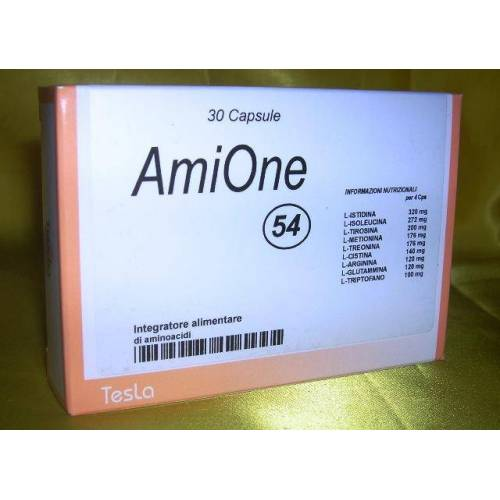 TESLA Sas di Dr.Zucchi & C. Tesla Amione 54 Food Supplement 30 Tablets