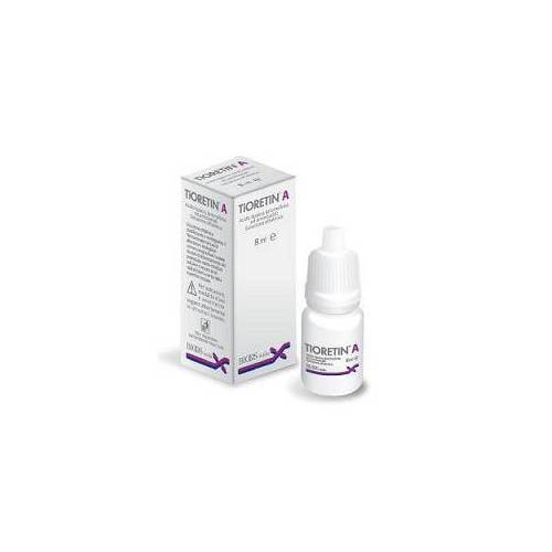 BIOOS ITALIA Srl A Tioretin Eye drops 8ml