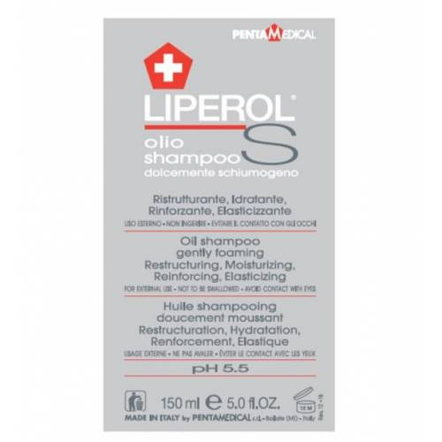 PENTAMEDICAL Srl PentaMedical Liperol S Oil Shampoo 150ml