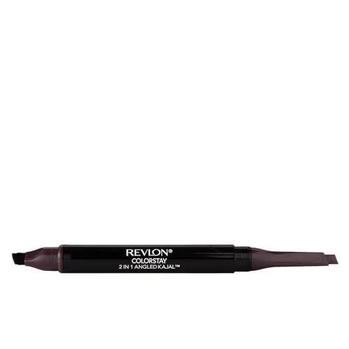 Revlon Colorstay 2 In 1 Angled Kajal Waterproof 102 Fig