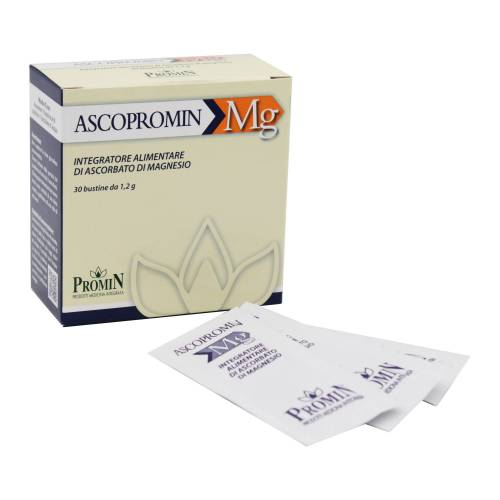 PROMIN Srl Promin Ascopromin Mg Dietary Supplement 30 Sachets