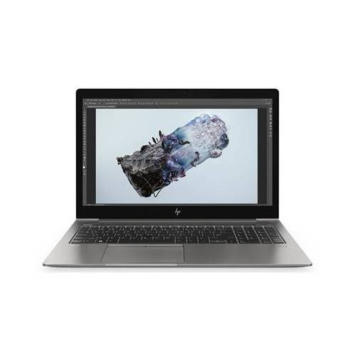 HP ZBook 15u G6 Mobile Workstation mit AMD Radeon™ Pro WX 3200 + Z-Serie Monitor 24