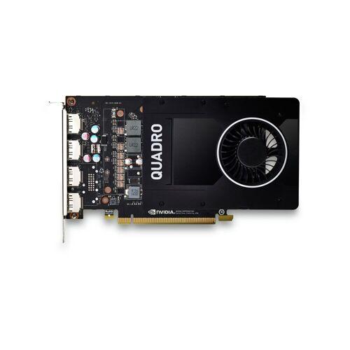 HP NVIDIA® Quadro® P2200 5 GB (4)DP GFX