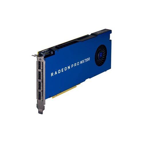 HP AMD Radeon Pro WX 7100 8GB Grafikkarte