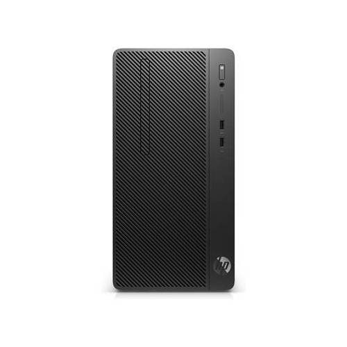 HP 290 G2 Microtower-PC + P-Serie Monitor