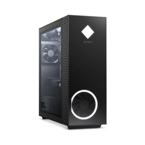 "HP OMEN 30L Desktop PC - GT13-0700ng - NVIDIA® GeForce® GTX 1660Ti+ 25"" Gaming Monitor 144 Hz"