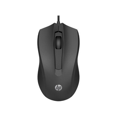 HP Kabelgebundene Maus 100