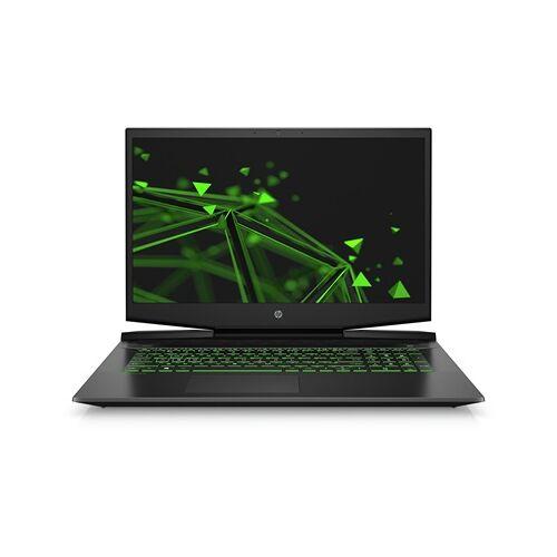 """HP Gaming Pavilion 17-cd0600ng - NVIDIA® GeForce® GTX 1650 + 27"""" Gaming Monitor"""