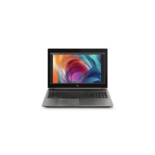 HP ZBook 15 G6 Mobile Workstation mit NVIDIA® Quadro RTX™ 3000 + Z-Serie Monitor 24