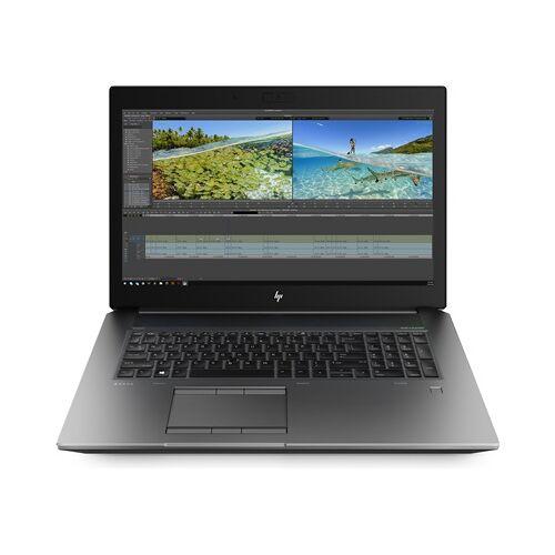 HP ZBook 17 G6 Mobile Workstation mit NVIDIA® Quadro® RTX 3000 + Z-Serie Monitor 24