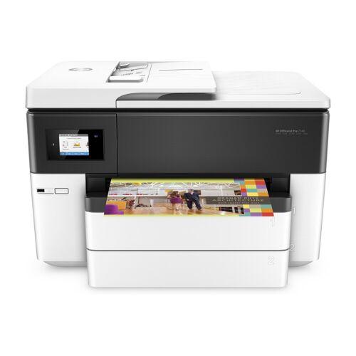 HP OfficeJet Pro 7740 All-in-One-Großformatdrucker