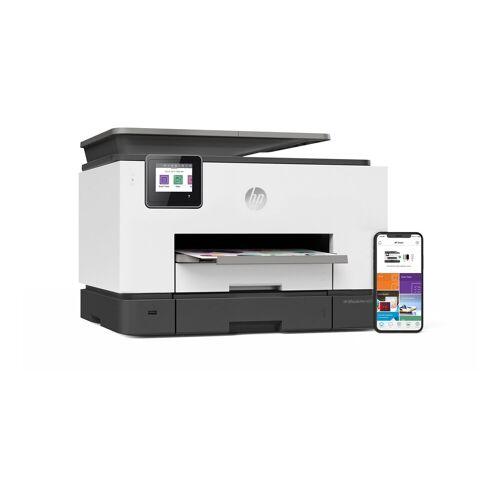 HP OfficeJet Pro 9022 All-in-One-Drucker (grau) inkl. 6 Instant Ink Probemonate[7]