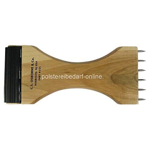 polstereibedarf-online Gurtspanner Holz 210mm Osborne No. 255