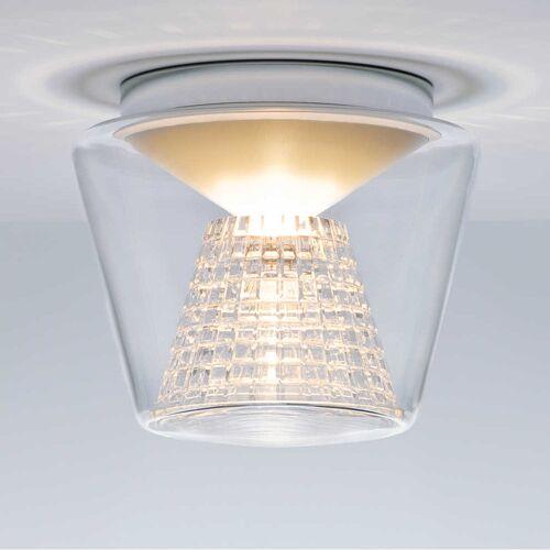 Serien Lighting Annex Deckenleuchte Klarglas-Kristallglas