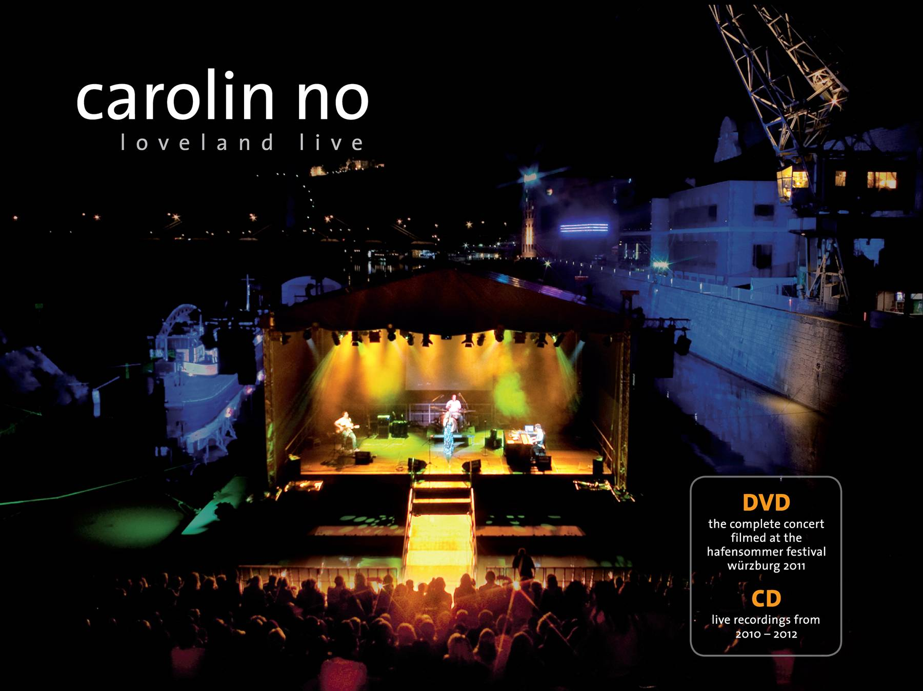 Carolin No Loveland live