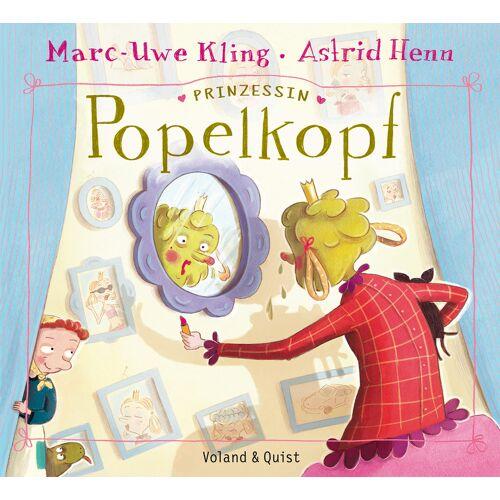 Verlag Voland & Quist Prinzessin Popelkopf