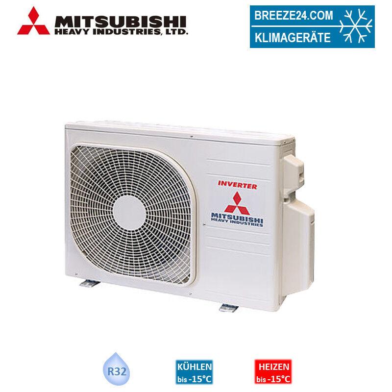 Mitsubishi SCM 45 ZS-W Aussengerät 4,5 KW R32