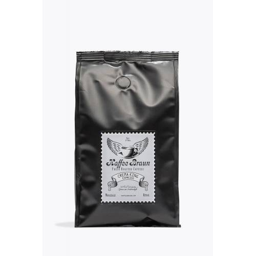 Braun Kaffee Braun Crema King 500g