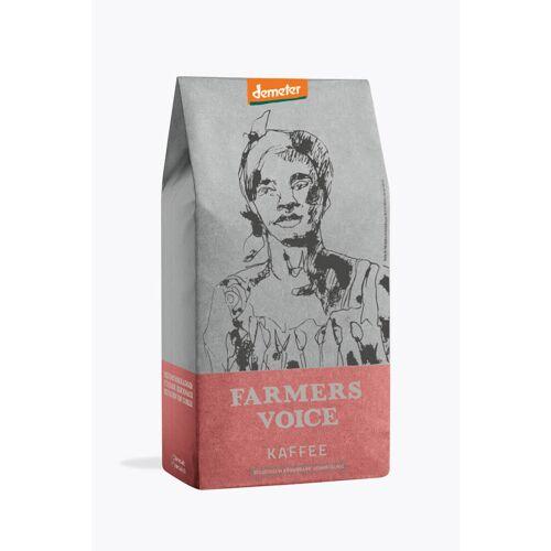 Farmers Voice Demeter Kaffee 430g