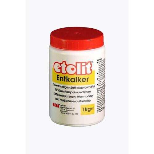 Etolit Entkalker Pulver 1kg Dose