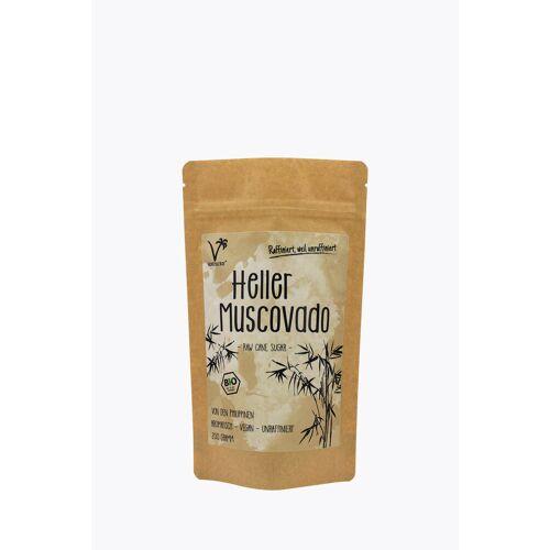 Vollzucker Heller Muscovado Bio Zucker 200g