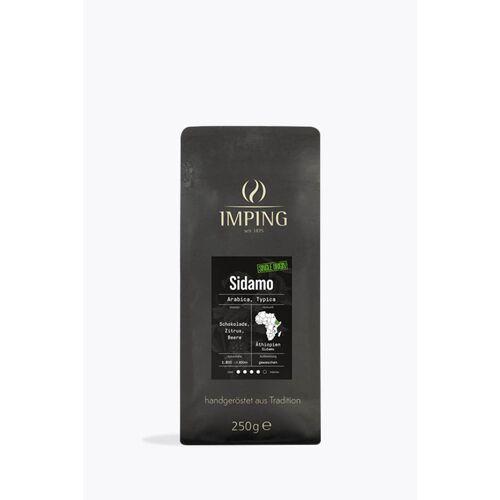 Schwarzwild Imping Kaffee Äthiopischer Sidamo 250g