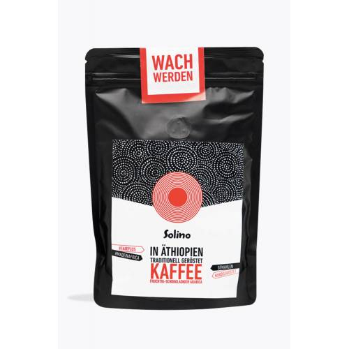 Solino Kaffee Crema gemahlen 250g