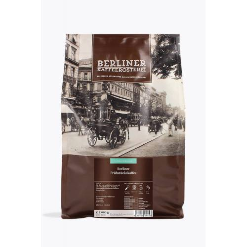 Berliner Kaffeerösterei Frühstückskaffee 1kg