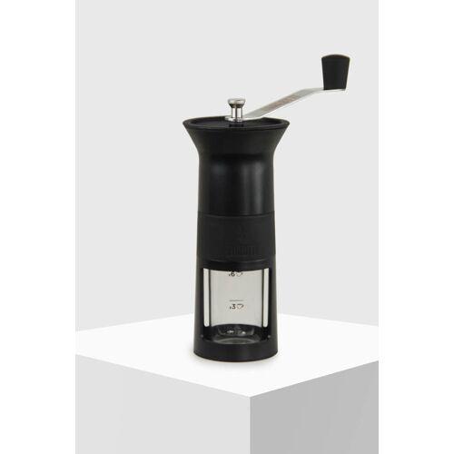 Bialetti Kaffeemühle schwarz