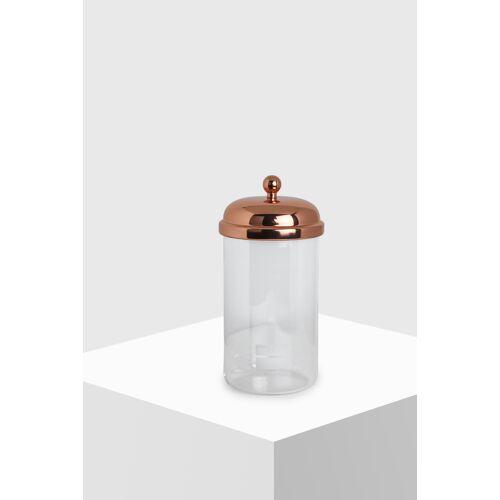 Bodum Classic Vorratsglas 1l kupfer