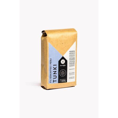 Crosscoffee CrossCoffee Filterkaffee Tunki 1kg
