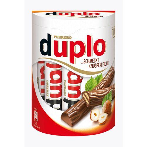Ferrero Duplo 10er (10 Riegel à 18,2g)