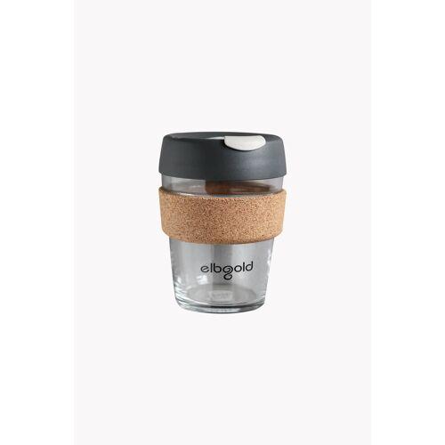 Elbgold Kaffee Keep Cup Brew Cork Press 350ml