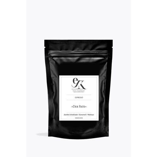 """Erste Tegernseer Kaffeerösterei Espresso """"Der Pate"""" 250g"""