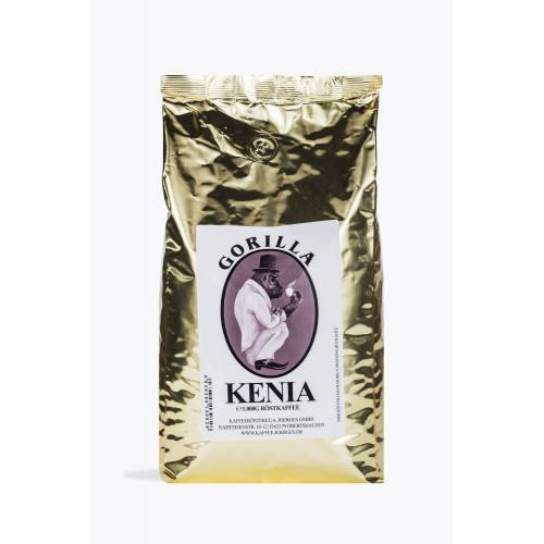 Gorilla Kenia Arabica AB 1kg