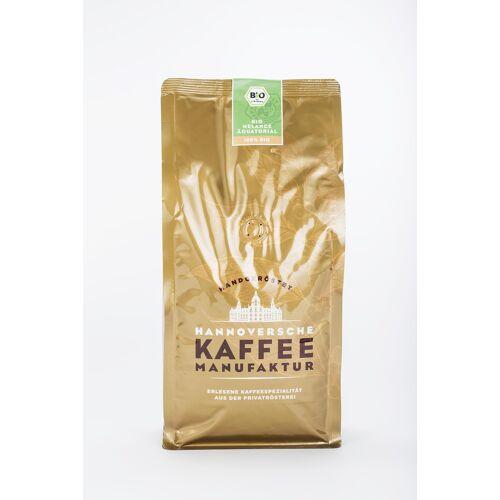 Hannoversche Kaffee Manufaktur Kaffeemanufaktur Bio Melange Äquatorial 1kg