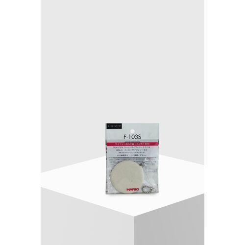 Hario Ersatzfilterhalter mit Baumwollfilter für Coffee Syphon MCA-3/5,...