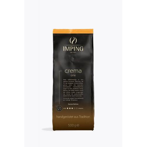 Imping Kaffee Crema One 500g