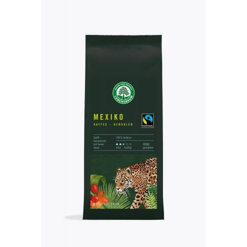 Lebensbaum Mexiko Kaffee 250g gemahlen