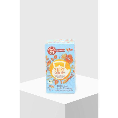 Teekanne Organics Start Your Day 20 Teebeutel