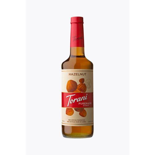 Torani Puremade Sirup Hazelnut 750ml