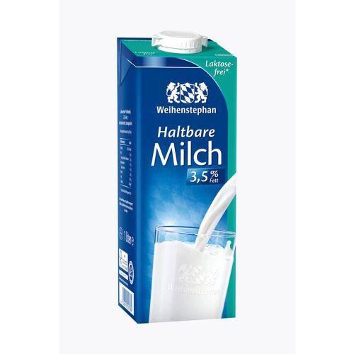 Weihenstephan H-Milch laktosefrei 3,5% Fett 1L