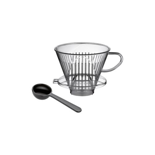 cilio Kaffeefilter Acryl, Größe 4