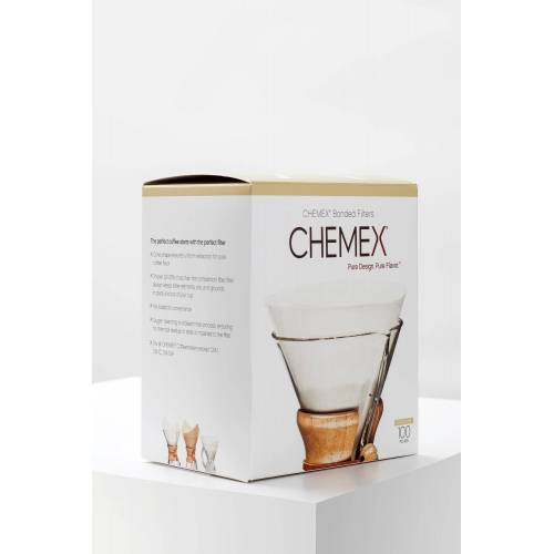 Chemex Chemex-Filter für 6-8 Tassen 100 Stück
